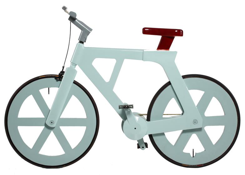 Cardboard Bike Project