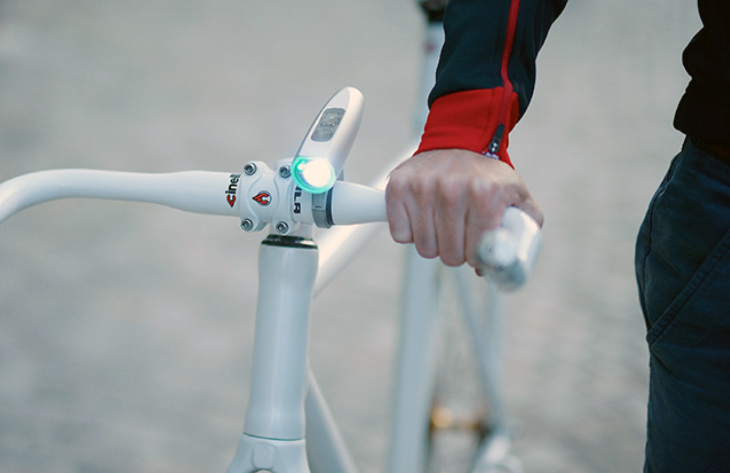 Blaze-Fahrradlicht