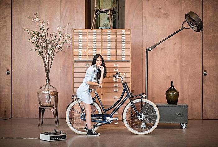 Cortina-Fahrrad