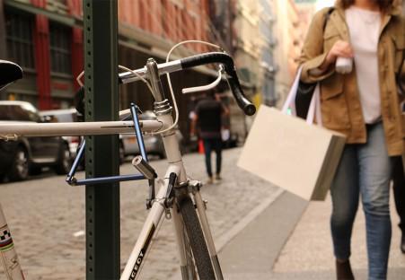 Altor 560G: Das Leichtgewicht unter den Fahrradschlössern