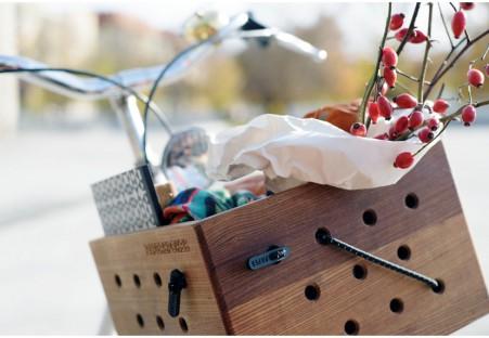 PaperSpokes: Coole Fahrradkisten aus Holz