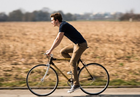 Koala Bicycles: Fahrräder aus Bambus