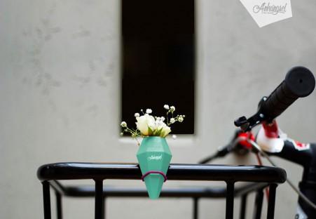 Anhängsel Fahrradvasen