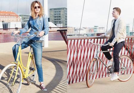 Bike by Gubi: Gubi Olsen gestaltet Fahrräder