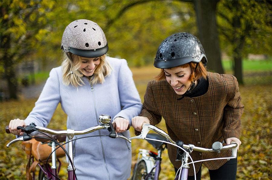 Sawako Furuno The Stylish Bicycle Helmet We Love To Bike