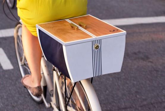 Buca Boot: Die Fahrradkiste zum Abschließen