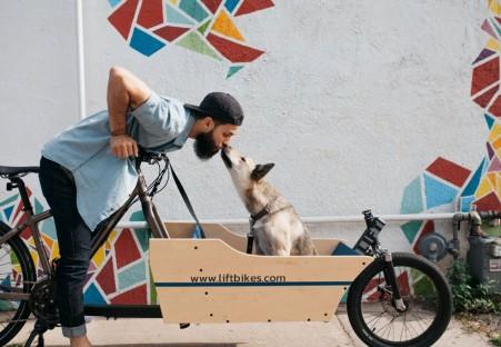LIFT Bikes: So wird aus jedem Fahrrad ein Cargo-Bike