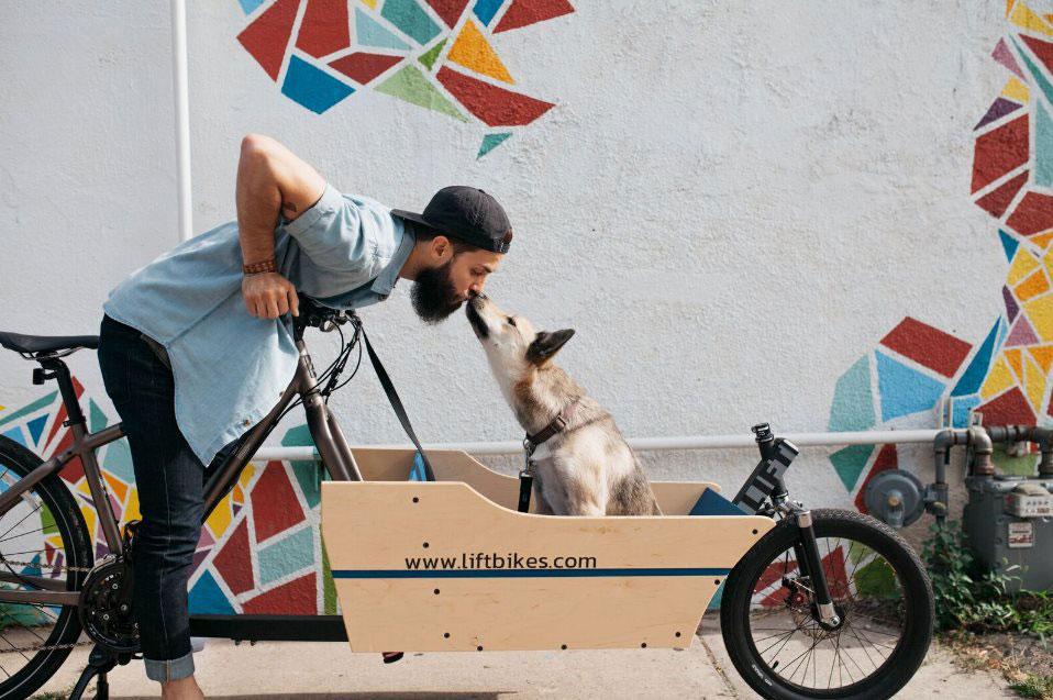 Lift bikes so wird aus jedem fahrrad ein cargo bike we love to bike