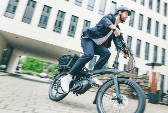 Tern Vektron: Das motorisierte Faltrad