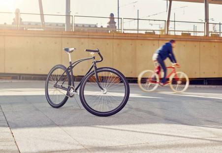 Achielle: handgefertigte Fahrräder aus Belgien
